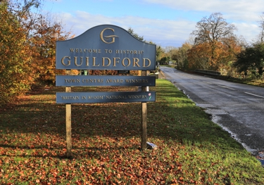 Guildford Sign